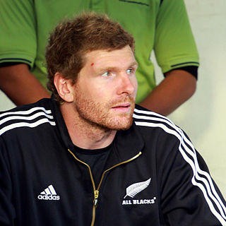 Adam Thomson (rugby union) Rugby player