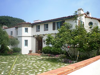 California Historical Landmarks in Los Angeles County - Image: Adamson House, Malibu