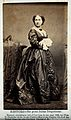 Adelaide Ristori. Photograph by Charles D. Fredricks & Co. Wellcome V0027566EL.jpg
