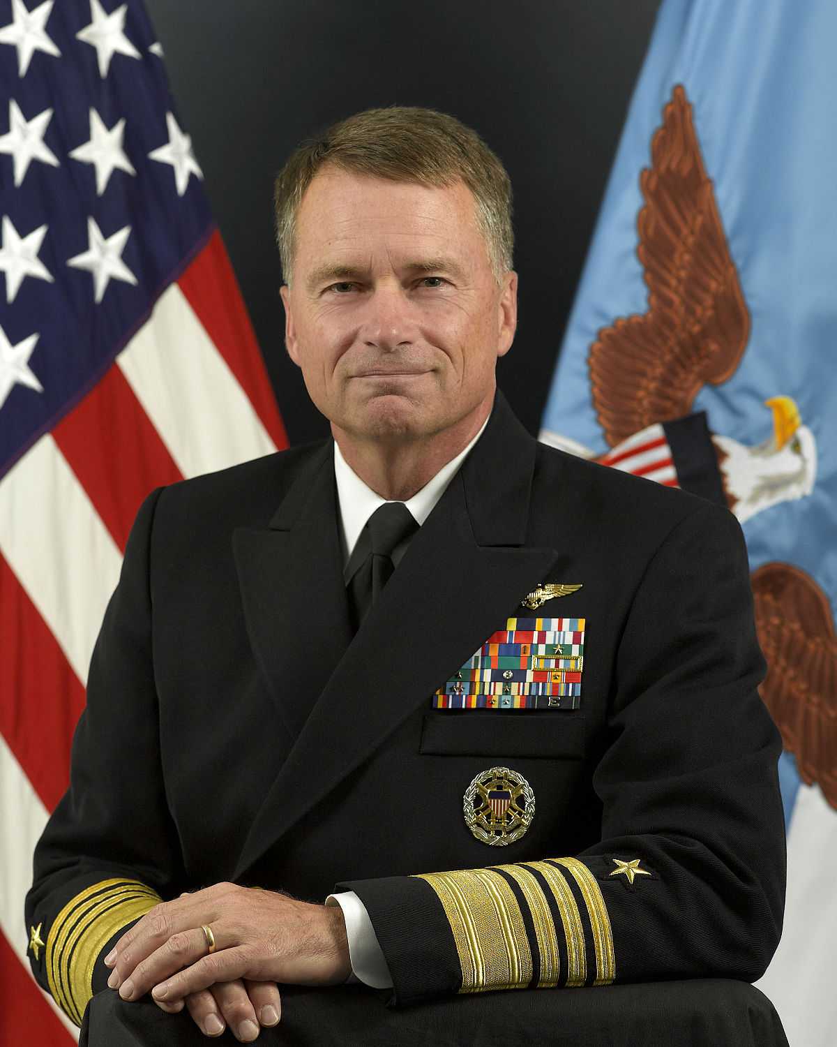 James a winnefeld jr wikipedia for Chair joint chiefs of staff