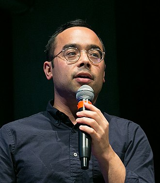 Adrian Chen - Adrian Chen at The Influencers in 2017