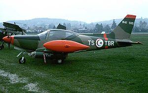 Tunisian Air Force - A SIAI-Marchetti SF.260