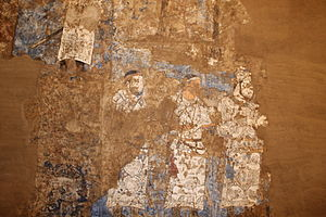 Afrasiab painting - Image: Afrasiab details from The Ambassadors' Painting 2
