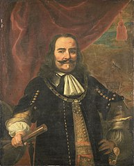 Michiel Adriaensz de Ruyter (1607-76), vice admiral