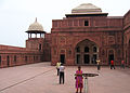 Agra Fort - views inside and outside (15).JPG