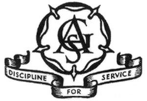 Aireborough Grammar School - Image: Ags logo