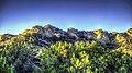 Agua Dulce - Early Morning - Vasquez Rocks (15112906109).jpg
