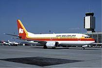 Air Belgium Boeing 737-300 OO-ILF Marmet.jpg