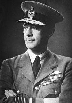 Air Chief Marshal Sir Cyril Newall (close-up)