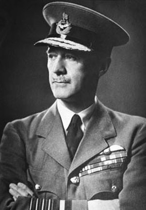 Cyril Newall, 1st Baron Newall - Air Chief Marshal Sir Cyril Newall c.1940