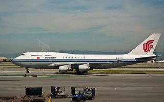 file air china boeing 747 400 b 2471 san francisco. Black Bedroom Furniture Sets. Home Design Ideas