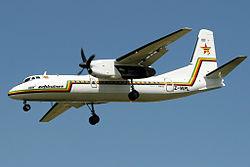 Air Zimbabwe Xian MA60 Smith-1.jpg