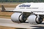 Airbus A340-642 Lufthansa D-AIHS (9383552496).jpg