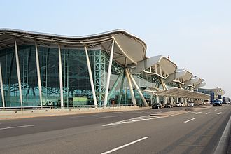 Chongqing Jiangbei International Airport - Image: Airport, Terminal JP7407090