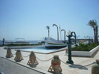 Ajim Place in Medenine, Tunisia