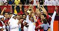 Al Rayyan handball team.jpg