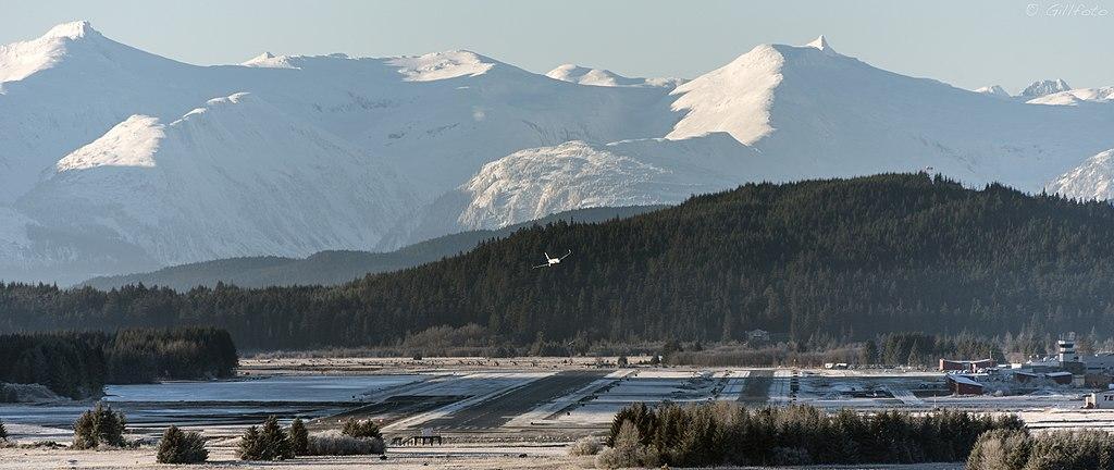 Alaska Airlines Boeing 3968