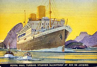 RMS <i>Alcantara</i> (1926) ship