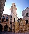 Aleppo (Halab), Eingang zur Armenischen Kirche, beim Abendspaziergang (24834288558).jpg
