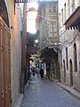Aleppo (Halab), Gassen im Christlichen Viertel (38651028216).jpg