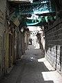Aleppo strada vicino moschea Omayyadi - GAR - 5-01.JPG