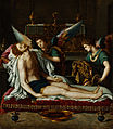 Alessandro Allori - The Body of Christ Anointed by Two Angels - Google Art Project.jpg