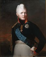 Alexander I of Russia by Jean-Laurent Mosnier (1806, GIM).jpg