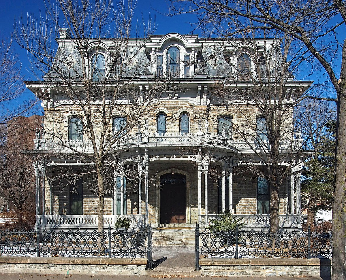 Alexander Ramsey House Wikipedia
