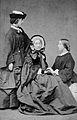 Alexandrine Tinne, Henriëtte Tinne-van Capellen and Jetty Hora Siccama, by Robert Bingham.jpg