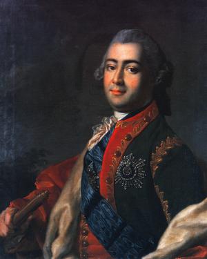 Alexei Razumovsky - Count A. G. Razumovsky
