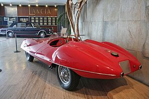 Alfa Romeo Disco Volante - Image: Alfa Romeo Disco Spider