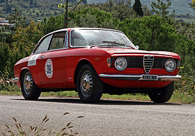 alfa romeo 105/115 series coupés - wikipedia