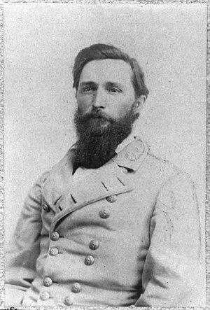 Alfred H. Colquitt - Colquitt as Confederate Brigadier General during the civil war.