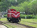 Alishan Forest Railway Diesel locomotive DL-33 (Taiwan).jpg