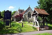 All Saints church in Chilton - geograph.org.uk - 1315990.jpg