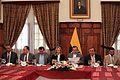 Almuerzo de despedida a María Emma Mejía, Secretaria General de UNASUR (7349433036).jpg