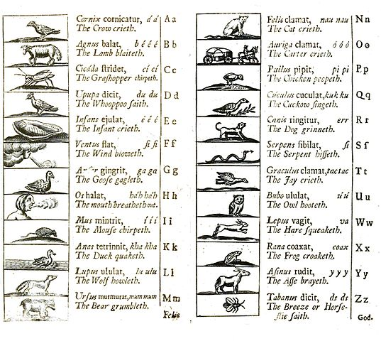 Alphabet Chart: Alphabet 1705.jpg - Wikimedia Commons,Chart