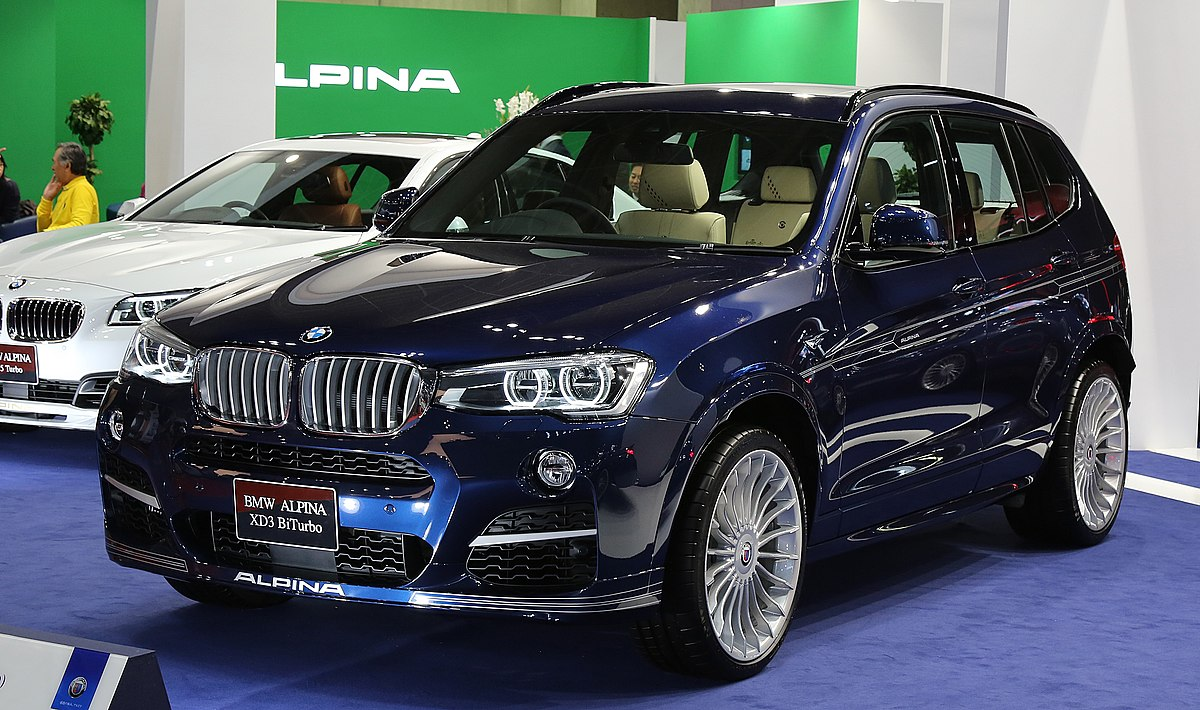 Alpina Xd3 Wikipedia