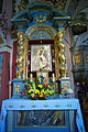 Altar of Our Lady of Consolation in Franciscan Church in Sanok.jpg