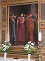 Altertavle af Eckersberg i Skævinge Kirke.jpg