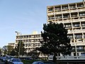 Alton Estate, Roehampton (Highcliffe Drive tower blocks) March 2014 14.jpg