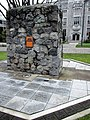 Alumni commemorate in UBC - Anciens élèves commémorent en l'UCB - panoramio.jpg