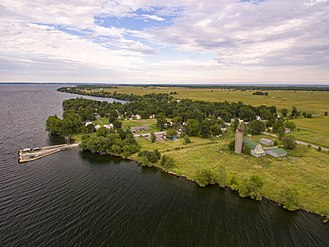 Loyalist, Ontario - Amherst Island, Stella Village