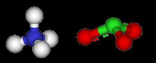 Ammonium chlorate chemical compound