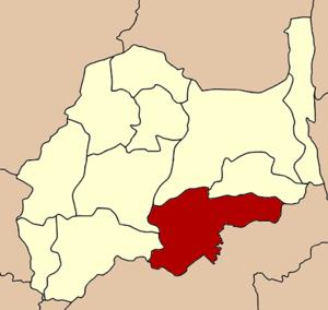 Phatthana Nikhom District - Image: Amphoe 1602