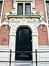 amsterdam - keizersgracht 123 - huis met de hoofden-4 (detail)