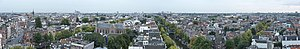 Randstad - View of Amsterdam, the Netherlands' capital