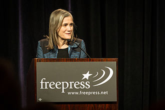 Amy Goodman - Image: Amy Goodman National Conference for Media Reform Denver 2013 8626124929
