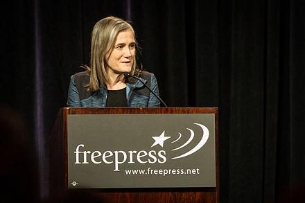 Amy Goodman National Conference for Media Reform Denver 2013