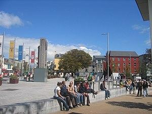 An Fhaiche Mhór, Gaillimh - Eyre Square, Galway
